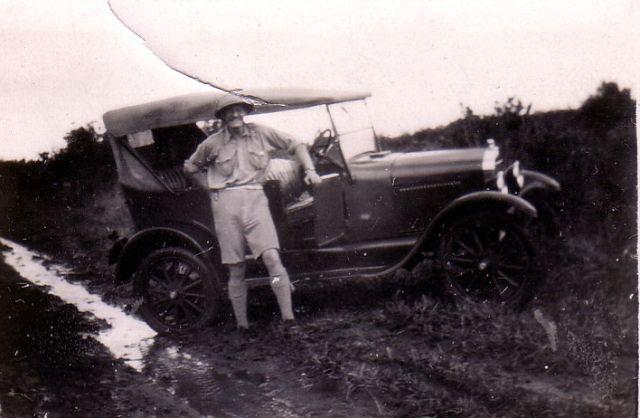 Bill and Agatha, Kedong, circa 1930