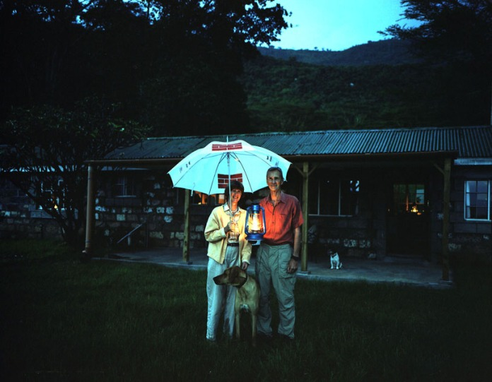 Tim and Nicky, Kedong, 2002